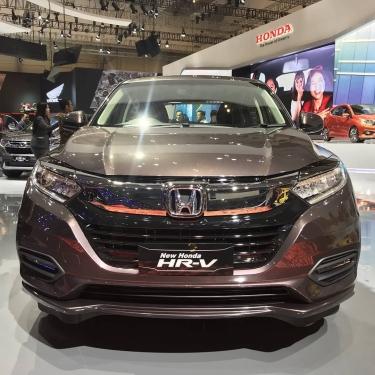 Honda HRV Facelift 2018 (8)