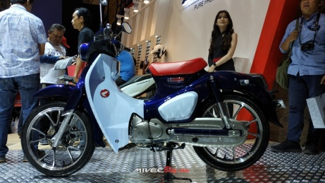 Honda Super Cub C125 - GIIAS 2018 (17)