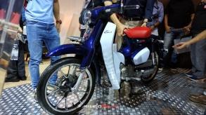 Honda Super Cub C125 - GIIAS 2018 (30)