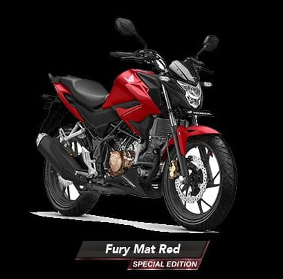 CB150R Streetfire - Fury Mat Red