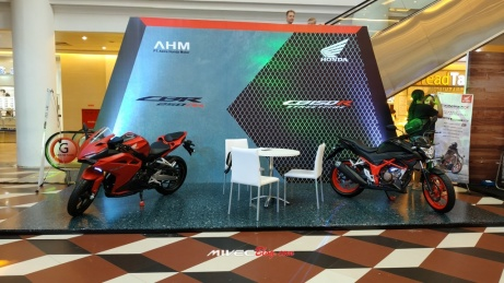 Launching New CB150R & CBR250RR - Batam