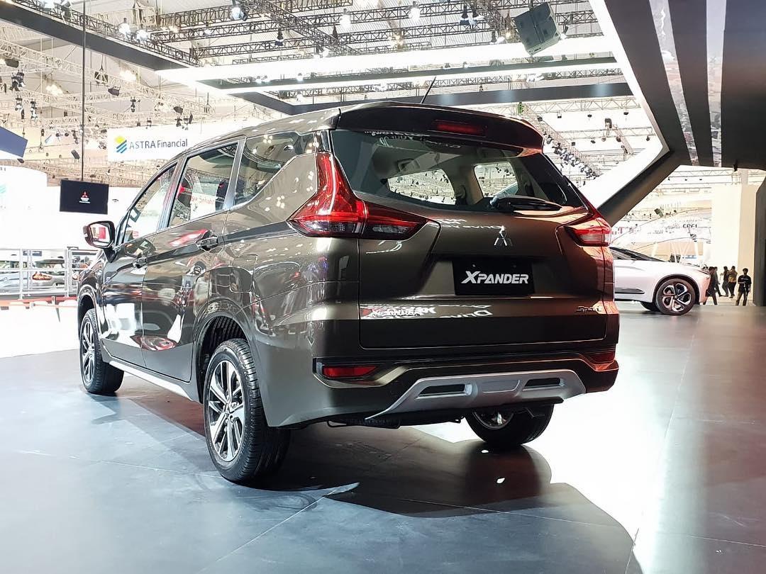 Rilis Varian Baru Di GIIAS 2018, Mitsubishi Xpander Kini