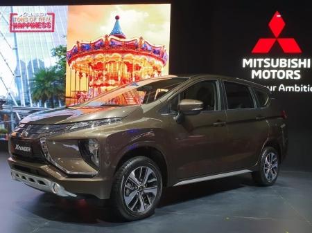 Mitsubishi Xpander warna baru Deep Bronze Mettalic (2)