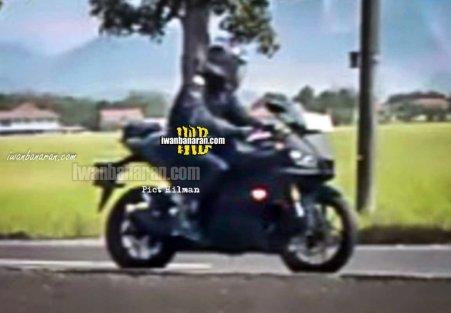 Spyshot New Yamaha R25?