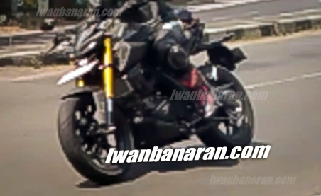 Spyshot New Yamaha Xabre