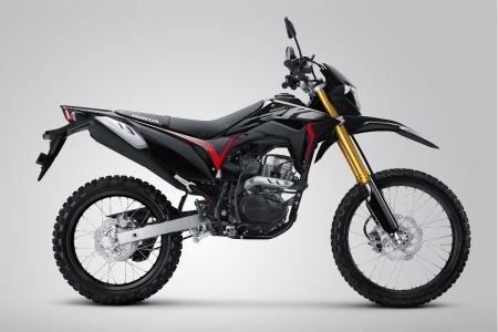 Honda CRF150 .Extreme Black