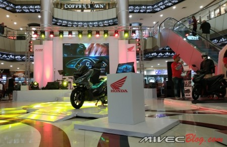 Launching All New Honda PCX Hybrid Batam (5)