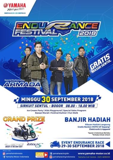 Yamaha Endurance Festival