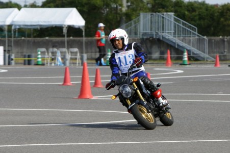The 19th Safety Japan Instructors Competition 2018 di Suzuka
