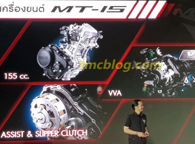 All New Yamaha MT-15 (3)