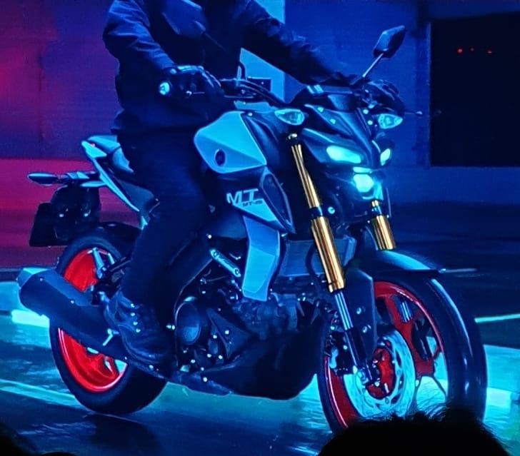 All New Yamaha MT-15