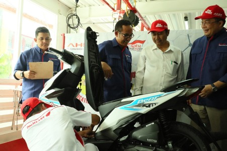 Astra Honda Skill Contest for Vocational School 2018 (2)