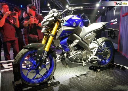 Gantengnya All New MT-15