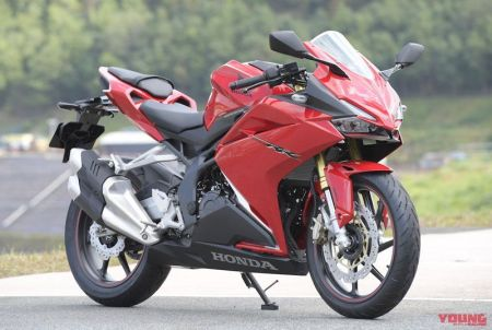 CBR250RR Merah Glossy