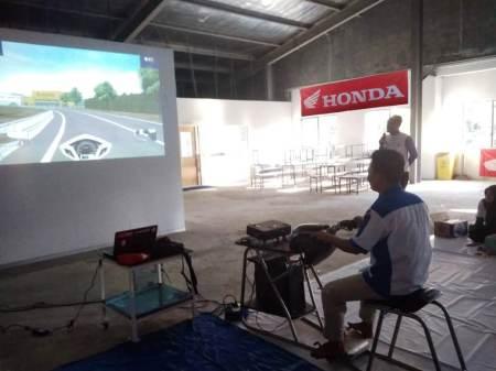 Honda Simulator