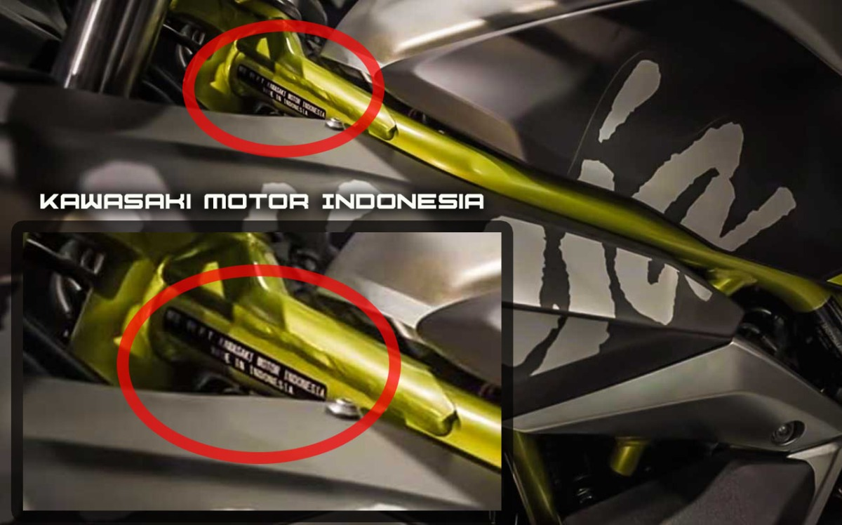 Kawasaki Ninja 125, Made in Indonesia
