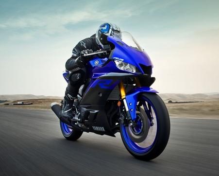 New Yamaha R25/R3