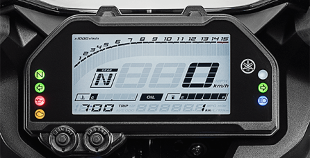 Speedometer Full Digital - New R25