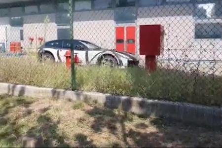 Spyshot Ferrari SUV - Purosangue (2)