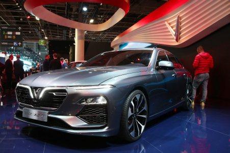 VinFast LUX A2.0 – Sedan