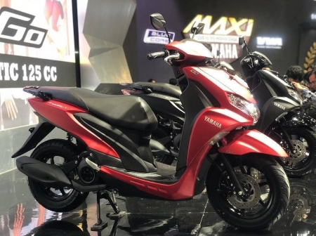 Yamaha FreeGo