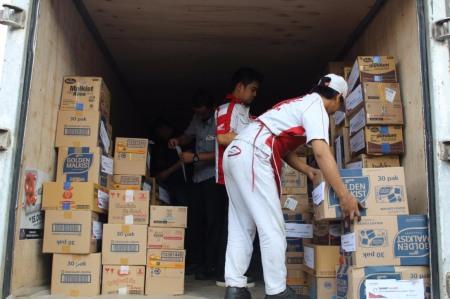 Bantuan Logistik