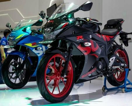 GSX-R150 ABS di IMOS 2018