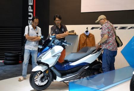 Honda Forza di IMOS 2018