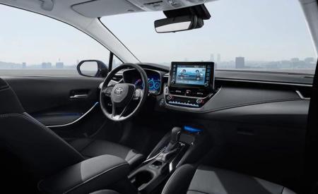 Interior Toyota Corolla Terbaru 2019