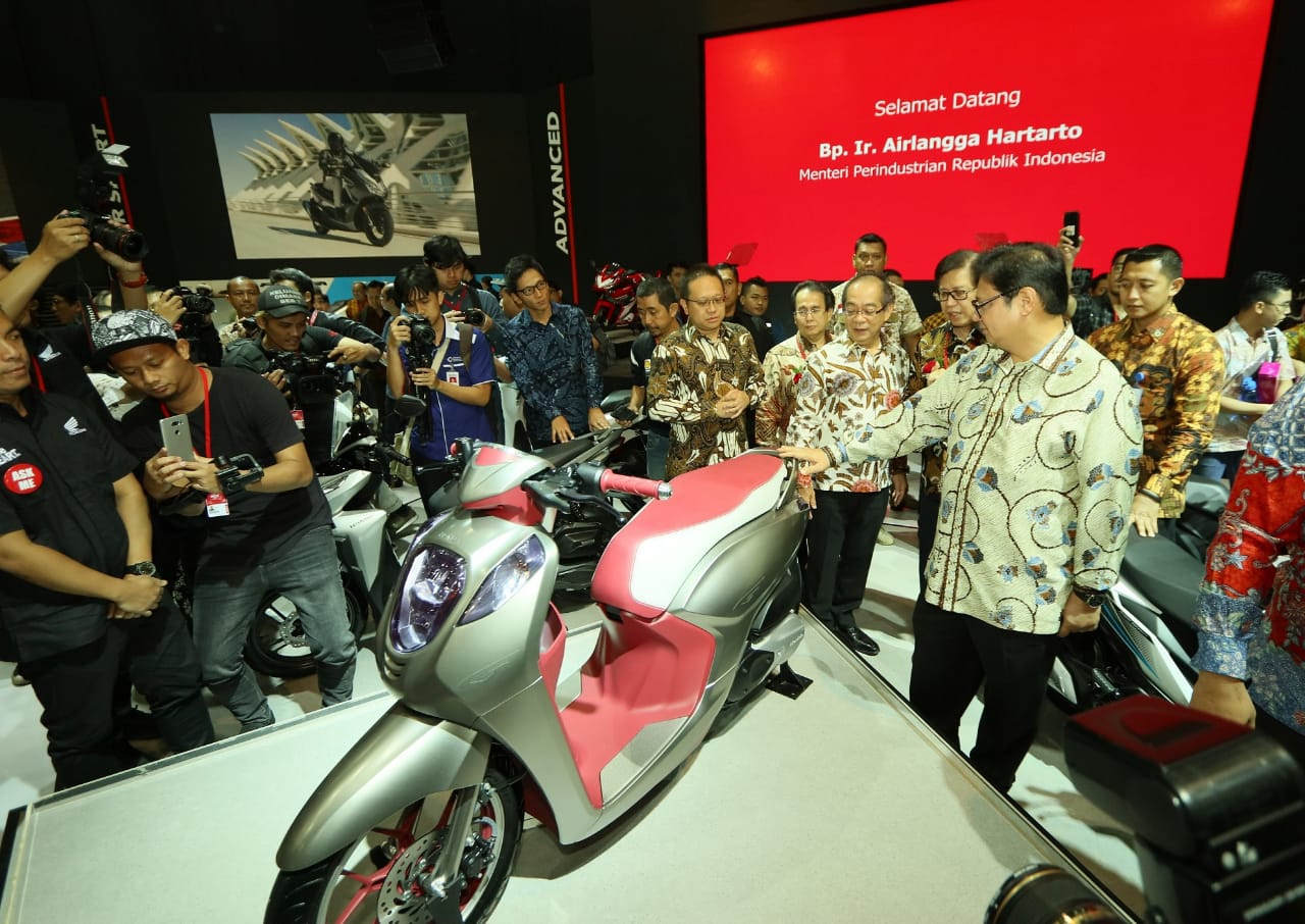 Https 2018 12 05 Ini Hasil Pengujian Honda Pcx Listrik All New Cbr 150r Victory Black Red Brebes Menteri Perindustrian Konsep Skutik