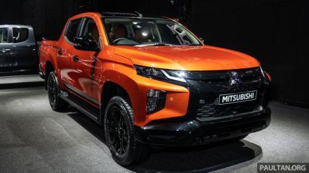 Mitsubishi Triton Facelift 2019 (2)