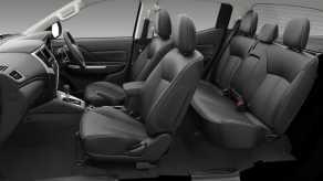 Mitsubishi Triton Facelift 2019 (6)