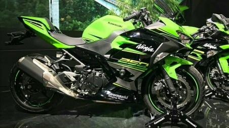 New Ninja 250 Keyless