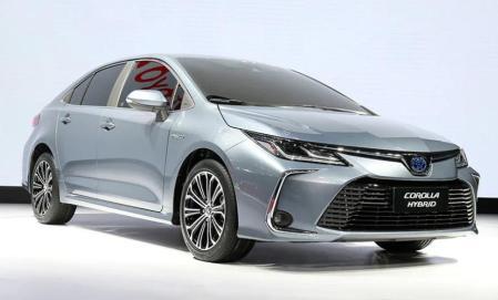 Toyota Corolla Terbaru 2019