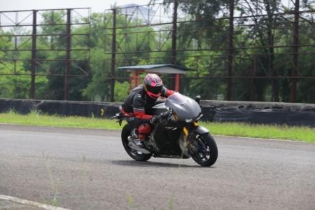 Geber Honda RC-213VS di Sentul