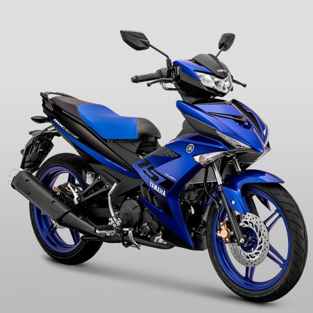 MX King Facelift Metallic Blue