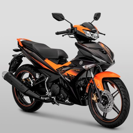MX King Facelift Metallic Orange