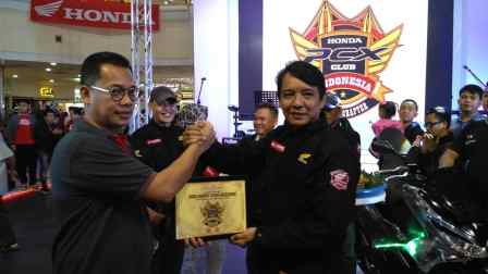Harry Sutiono, regional head Capella Kepri deklarasikan HPCI Batam