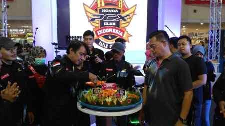 Deklarasi Honda PCX Club Indonesia Chapter Batam
