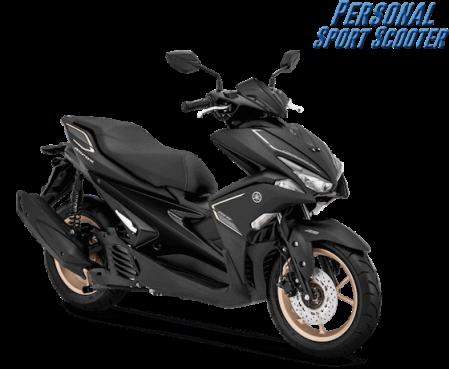 Yamaha Aerox Warna Baru