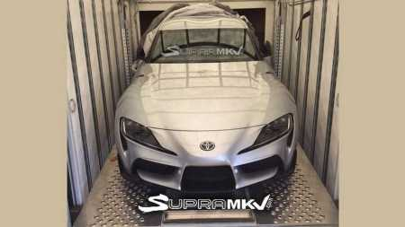 Bocoran Toyota Supra 2020 (3)