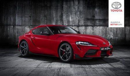 Bocoran Toyota Supra 2020 (4)