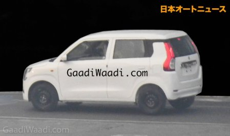 Bocoran Suzuki Wagon R 2019 - Floating roof