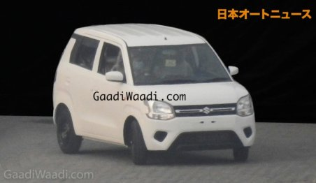 Bocoran Suzuki Wagon R 2019