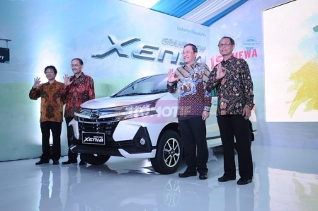 Launching Grand New Xenia Facelift 2019