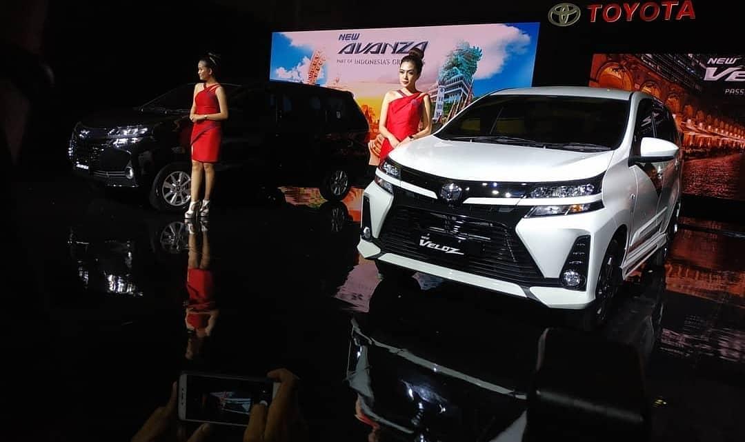 New Avanza dan New Veloz 2019 Resmi Mengaspal di Indonesia ... on