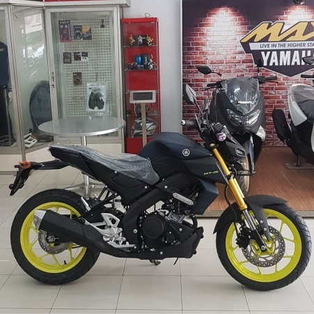 Yamaha MT-15 Indonesia