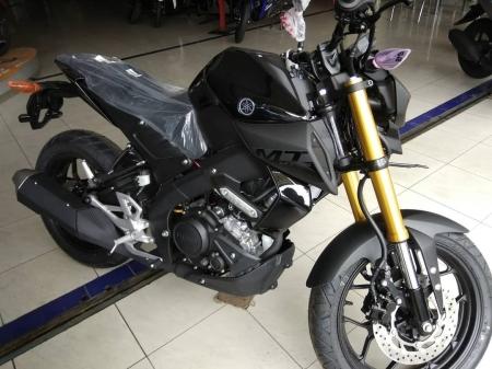 Yamaha MT-15 Indonesia, Ada Bracket Plat Nomor Depan