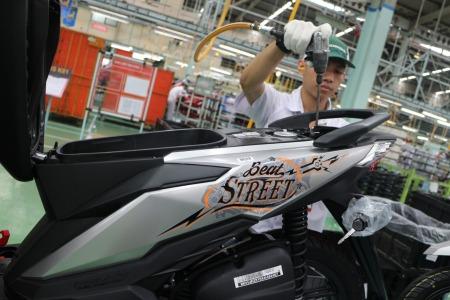 New Honda Beat Street 2019 Terbaru