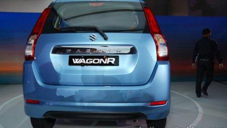 Bagian Belakang Suzuki Wagon R 2019